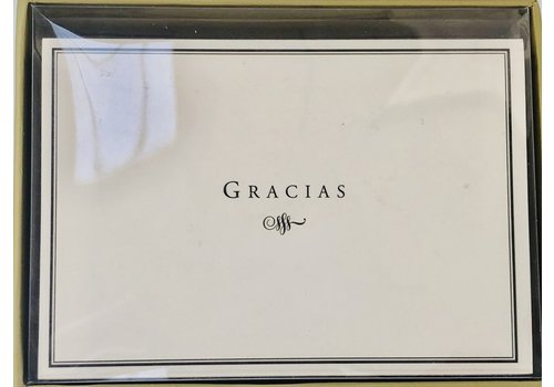 Cards - Thank You - Gracias