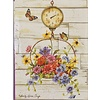 Cards - Flowers on Scale - 10 pk