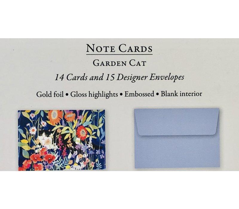Cards - Garden Cat