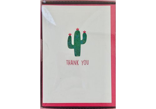 Cards - Boxed - Cactus