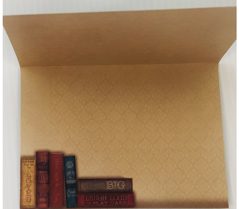 Cards - Box - Life Lessons/Bks - 15 cards