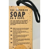 Soap On A Rope - Crooner