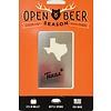 Bottle Opener - Wallet Card - Texas