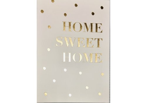 Card - Home Sweet Home