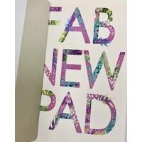 Card - Fab New Pad