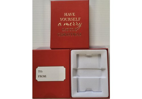 Gift Card Box - Merry Little Christmas