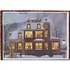 Cards - Holiday - Classic Advent House