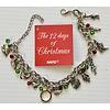 Bracelet - Charm - 12 Days Christmas