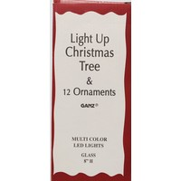 Christmas Tree - Light Up - Green