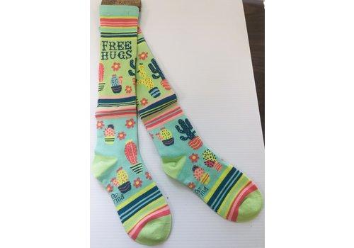 Socks - Cactus - Knee High