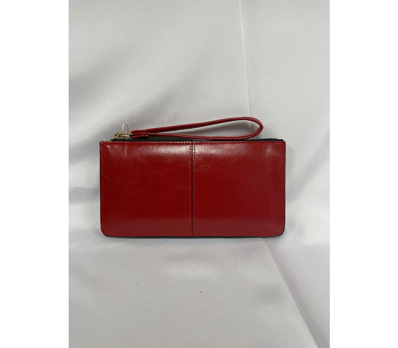 Wallet - NYLA - Red