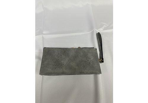 Wallet - KYLA - Grey/Blue