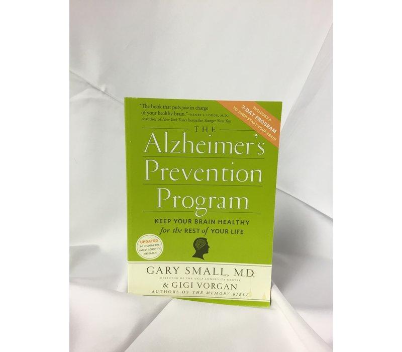 Alzheimer's Prevent Program