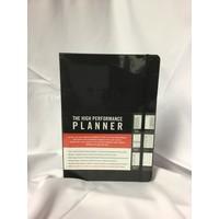 Planner - High Performance - Black