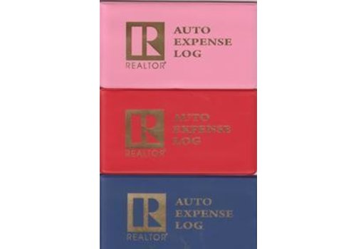 Realtor R Auto Expense Log