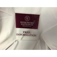 Flyer Box - Front - Berkshire Hathaway