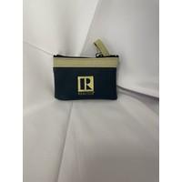 Realtor R Card Pouch w/Key Ring - Khaki