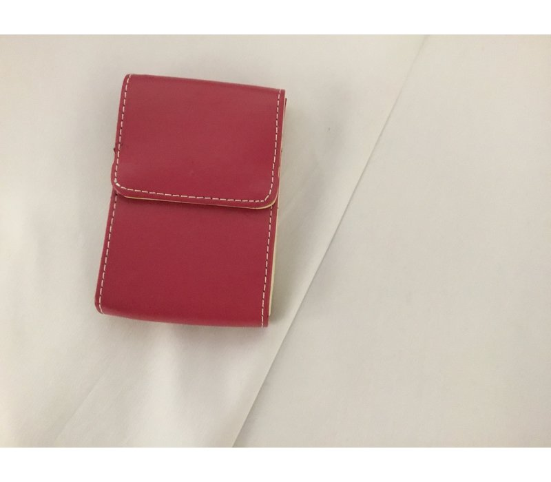Business Card Holder -  Leather -