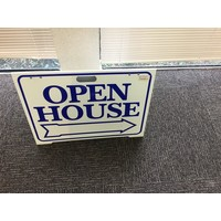 A-Frame Sign - Open House