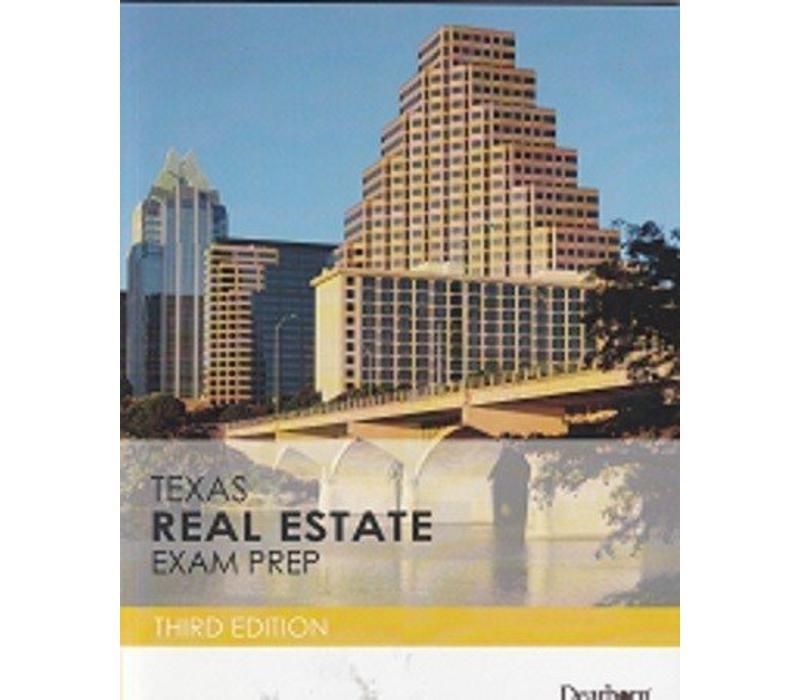 Texas Real Estate Exam Prep