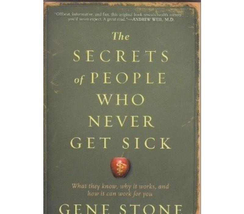 N/A The Secrets of People Who Never Get Sick