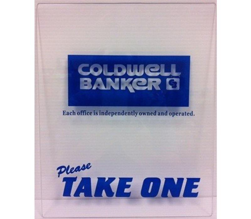 Flyer Box - Front - Coldwell Banker