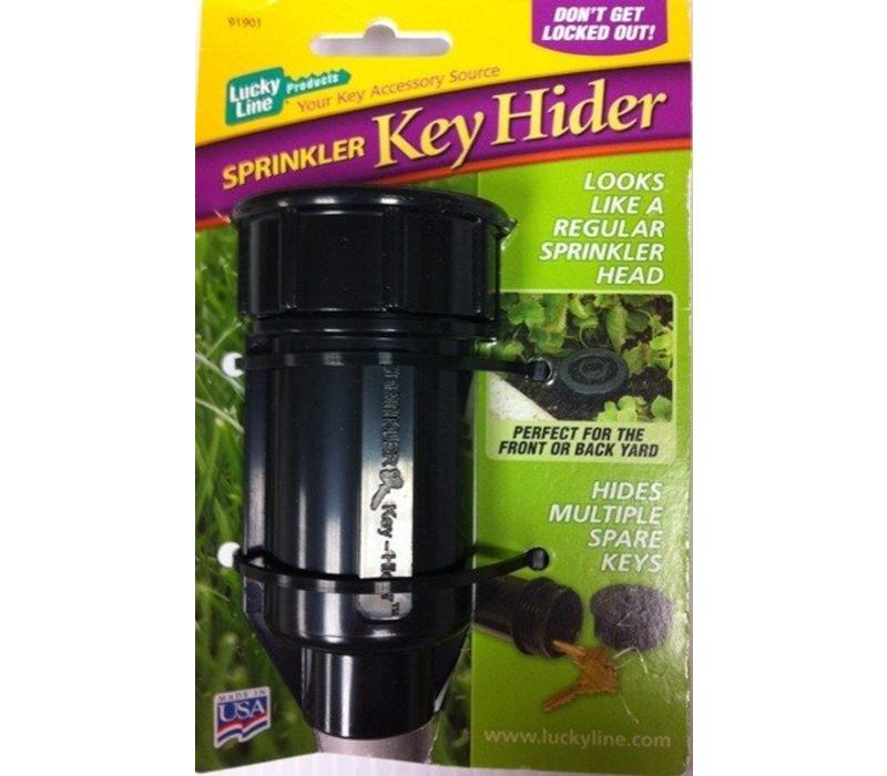 Key Hider - Sprinkler Head