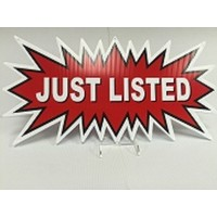 Burst - Just Listed - 3 Color