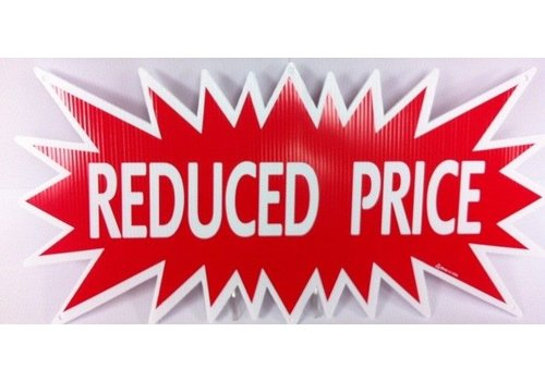 Burst - Reduced Price