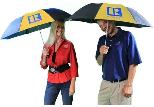 Realtor R Umbrella