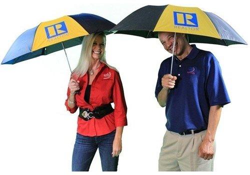 Realtor R Umbrella