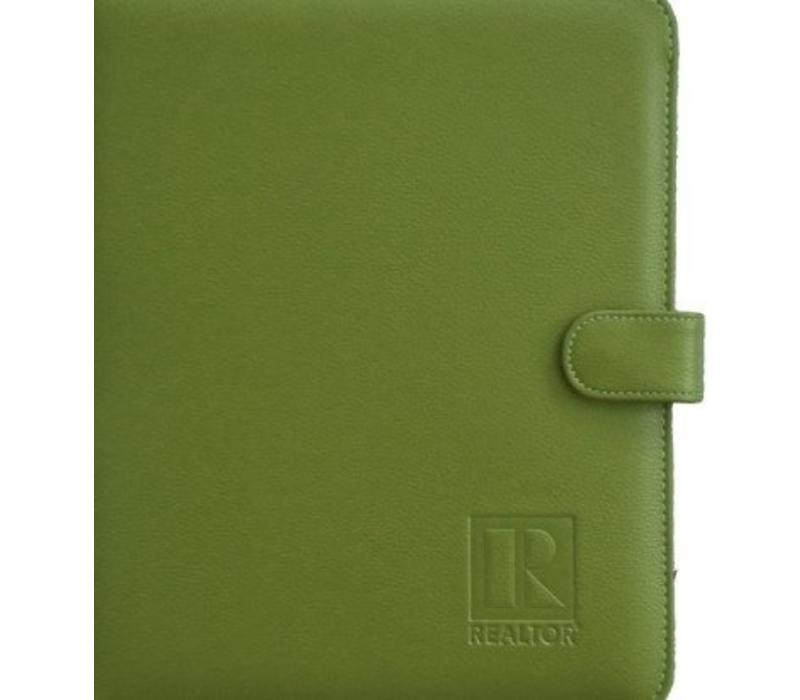 Realtor R Padfolio - Green