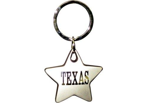 Key Ring - Texas Star