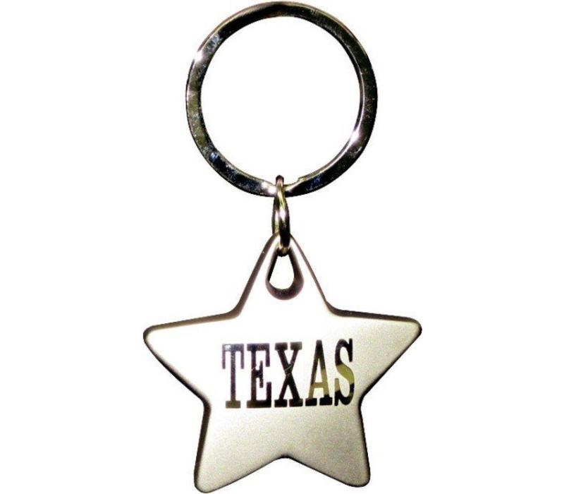 Key Ring - Texas Star