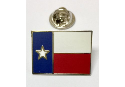 Pin - Lapel - Texas Flag