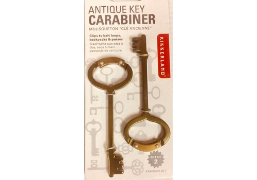 Carabineer - Antique Key