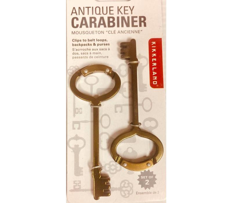 Carabineer - Antique Key