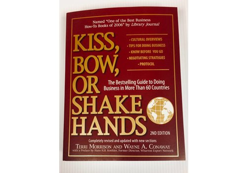 Kiss/Bow/Shake Hnds