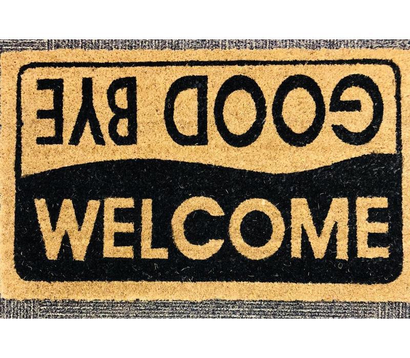 Doormat - Welcome/GoodBye
