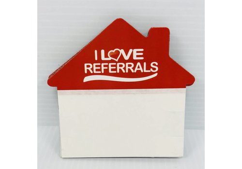 Magnet - Bus Cardhldr - House - Referrals