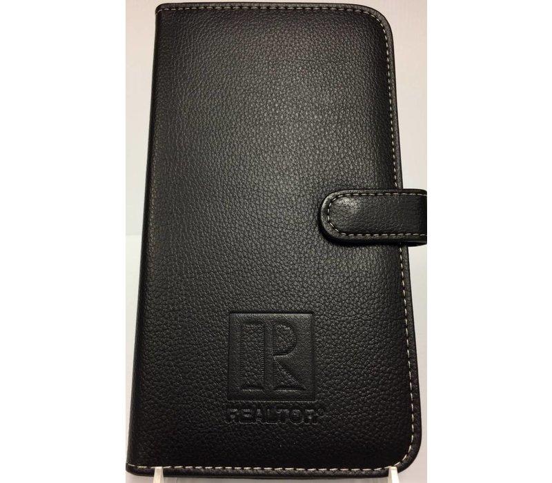 Realtor R Card Holder Designer