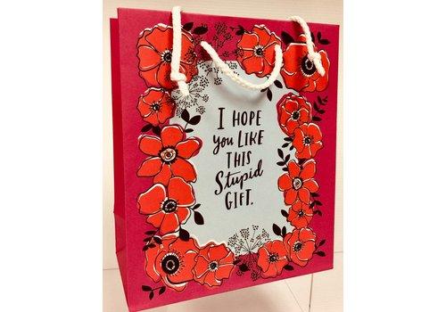 Gift Bag - Like Stupid Gift