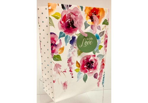 Gift Bag - Hanging Flowers