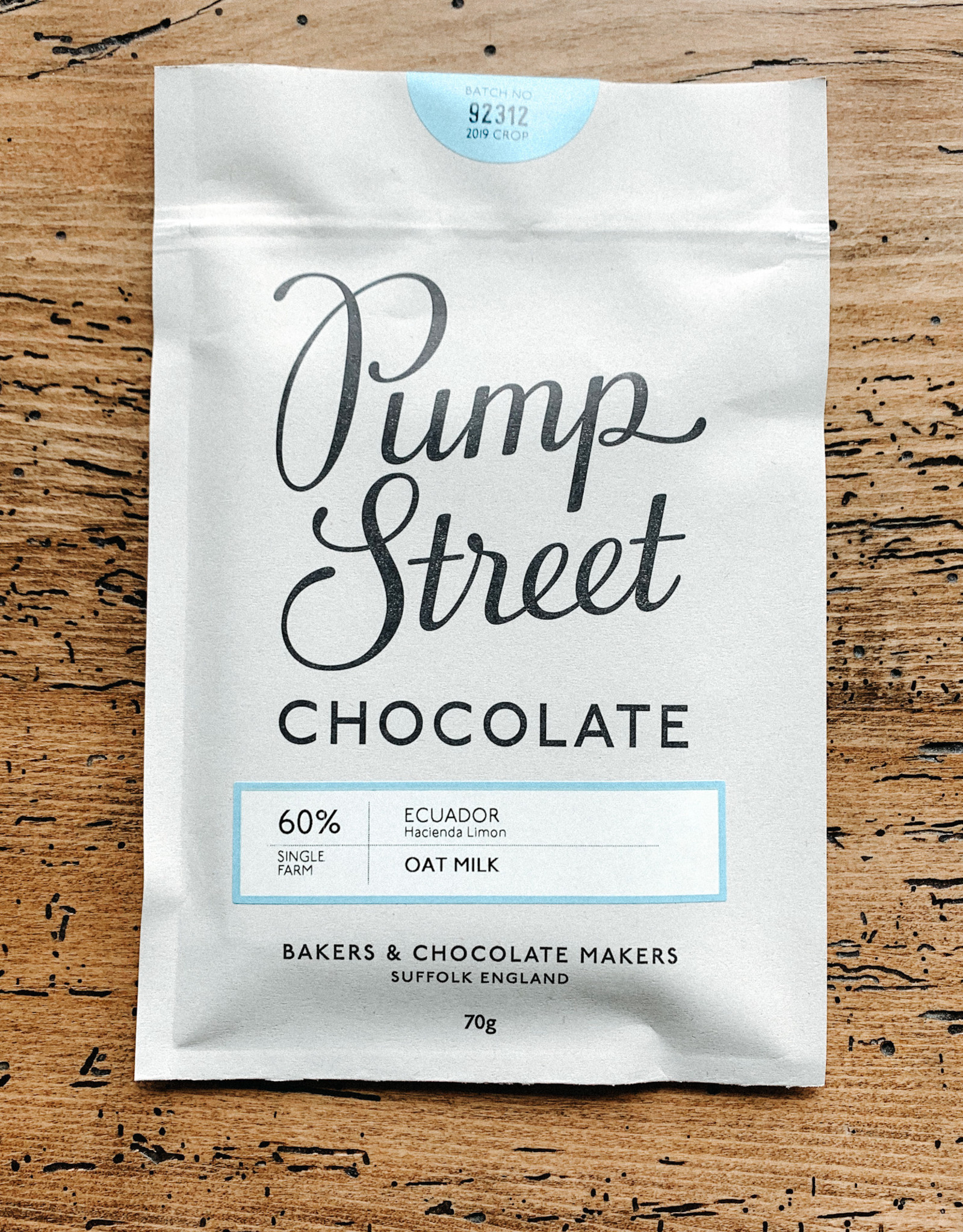 Pump Street Chocolate Oat Milk