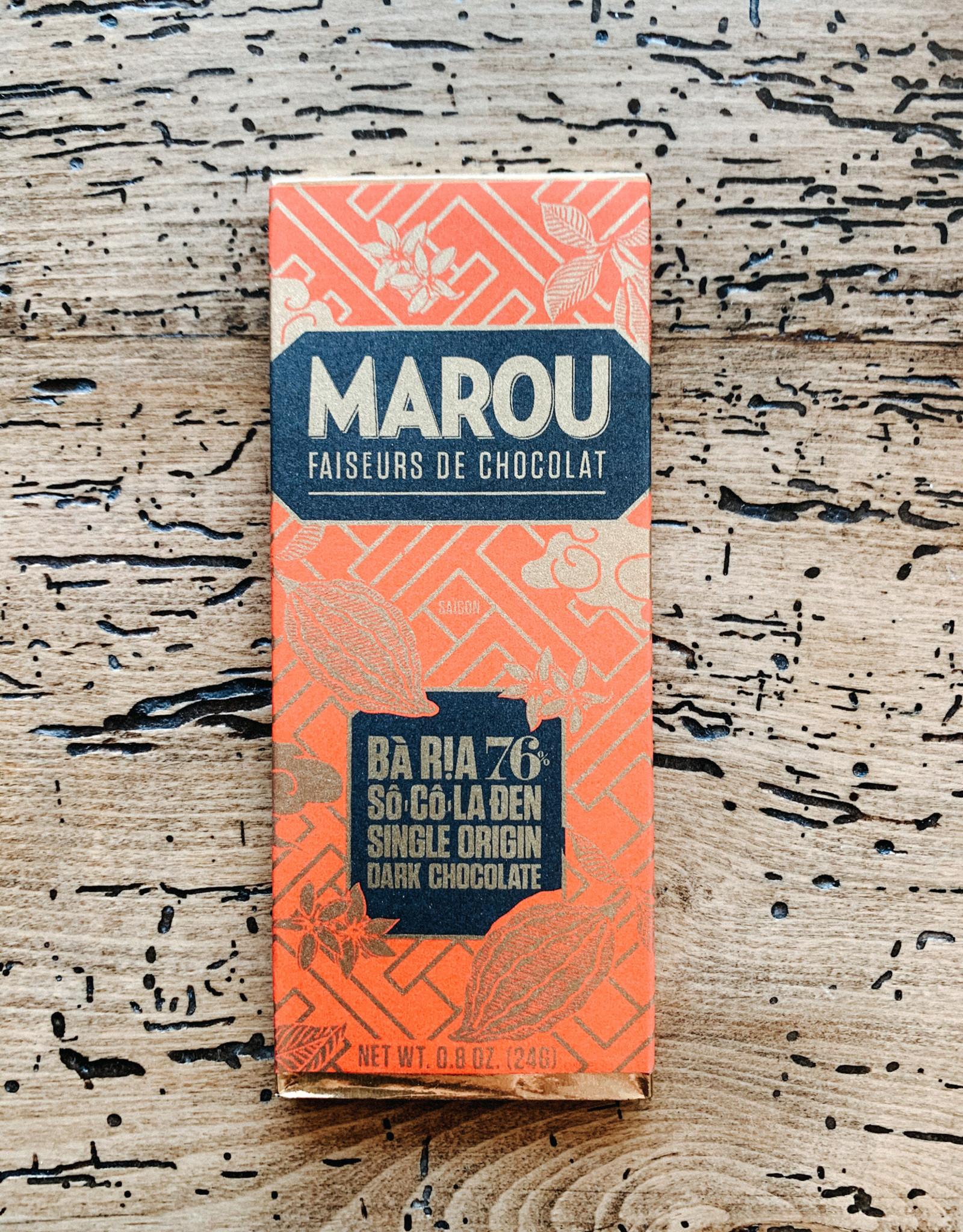 Marou Ba Ria 76% Mini