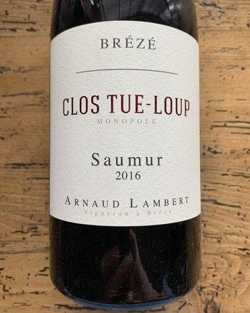 Arnaud Lambert Breze Tue-Loup Saumur