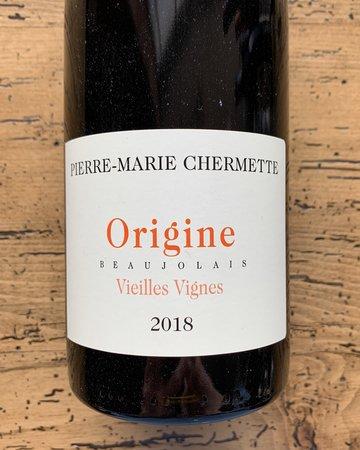 Pierre Marie Chermette Vieilles Vignes Beaujolais