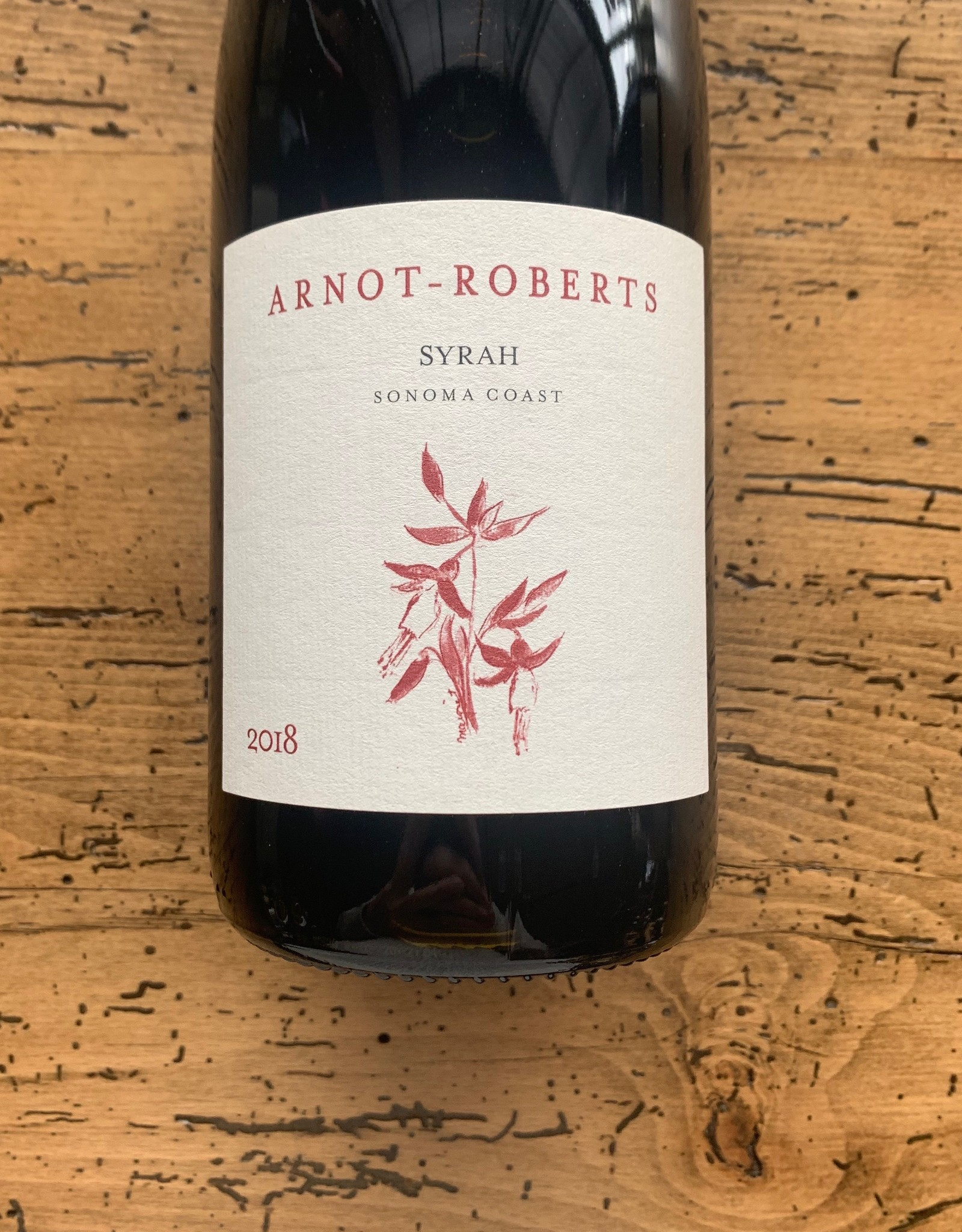 Arnot-Roberts Syrah Sonoma Coast