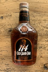 Old Granddad 114 Proof Bourbon