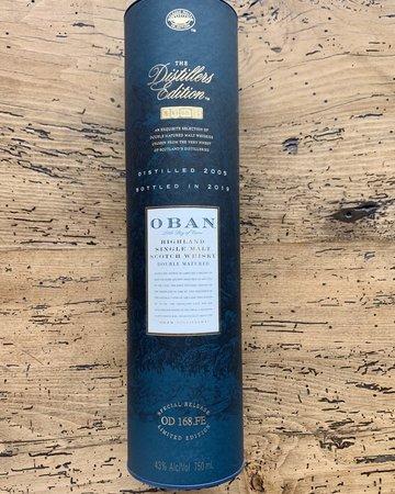 Oban Single Malt Distiller's Edition